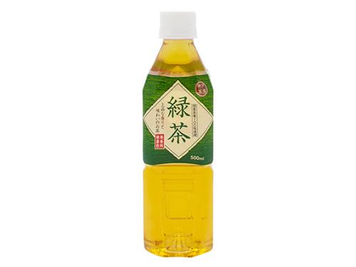 緑茶・烏龍茶