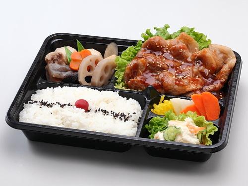 特選豚生姜焼き弁当
