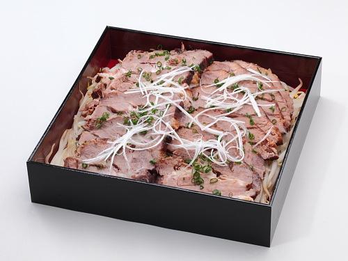 イベリコ豚の焼豚盛り